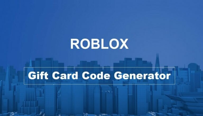 Roblox-Gift-Card-Codes-Generator